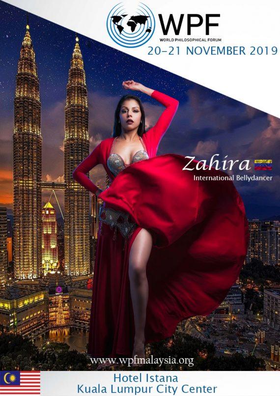 Afiche Zahira Malasia