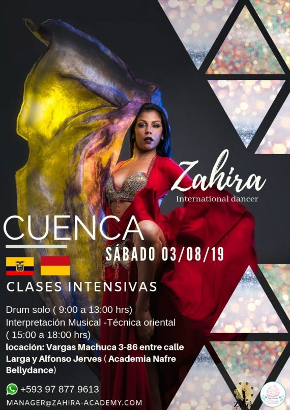 Afiche Cuenca 2019